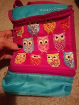 lunch bag, girls, owl in Lockport, Illinois