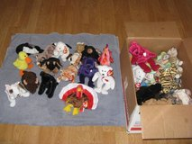 Retired Beanie Babies (Lot of 44) in Lake Elsinore, California