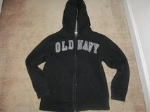 Old Navy boys size M hooded sweatshirt in Fort Benning, Georgia