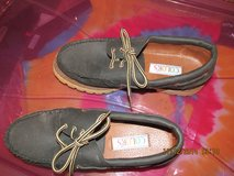 "Womens Leather Deck Shoes By ""Colors"" - Size 8 - REDUCED in Kingwood, Texas"
