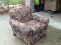 Walter E. Smithe Upholstered Chair in Aurora, Illinois