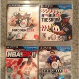 PS3 Sports Games in Fort Knox, Kentucky