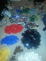 VINTAGE LARGE LOT OF LEGOS in Batavia, Illinois