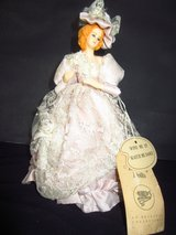 "Vintage Bradley Doll Company Music Box Dancer Doll Wind Up Doll ""Amanda"" 7"" (T=20) in Fort Campbell, Kentucky"