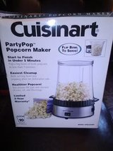 Cuisinart Popcorn Maker in Fort Campbell, Kentucky