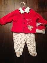 Baby's 1st Christmas Outfit - 0-3 Months in Oswego, Illinois