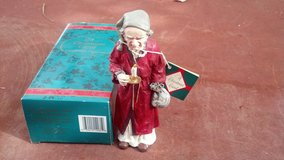 Christmas Carol Figurine (Scrooge in Night Clothes) in 29 Palms, California
