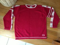 NEW Hanna Andersson sweater with cute snowflake detail in Glendale Heights, Illinois