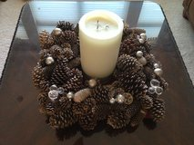 Christmas - Holiday Pine Cone Christmas Wreath in Baytown, Texas