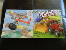 Set of 2 board books with CD's in Chicago, Illinois