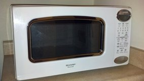 Great Condition Sharp Brand Microwave in Anchorage, Alaska