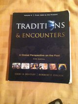 Traditions and Encounters Book in Fort Leonard Wood, Missouri