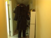 All weather black trench coats in Elizabethtown, Kentucky