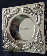 Lenox Silverplated Votive Holder NIB in Oswego, Illinois