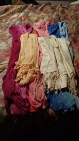 5 Colorful Scarfs in Fort Lewis, Washington