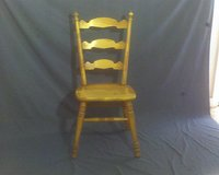 REDUCED AGAIN! Antique Country Chair 70 yrs old in Conroe, Texas
