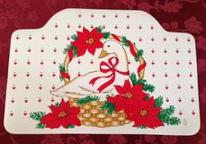 Holiday Vinyl Placemats in Naperville, Illinois