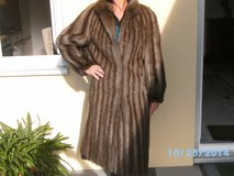 classic fur coat in Ramstein, Germany