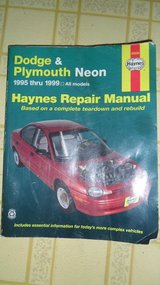 Haynes repair manual in Clarksville, Tennessee