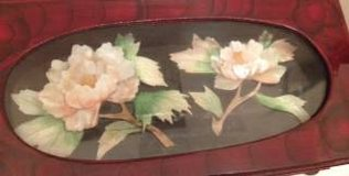 3-D Mother of Pearl Jewelry Box in Glendale Heights, Illinois