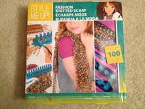 NIB Fashion Knit Your Own Scarf Kit in Lockport, Illinois