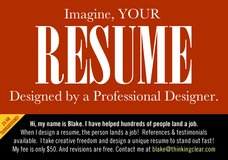 A HOT NEW RESUME - Local Professional Designer! in Fort Benning, Georgia