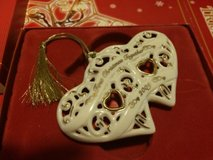Christmas porcelain ornament 2009 in El Paso, Texas