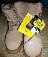 New Military Boots (REDUCED) in Alamogordo, New Mexico