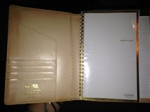 Leather Coach Day Planner in Fort Bliss, Texas