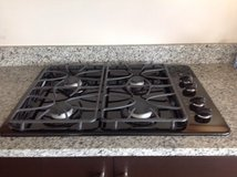 "GE 30"" Gas Cooktop - Black in Fort Meade, Maryland"