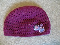 Gymboree Floral Hat sz 5-7 in Camp Lejeune, North Carolina