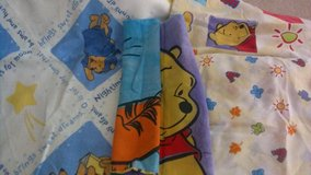 Twin Pooh Sheets & Blanket in Beaufort, South Carolina
