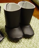 "Doll clothes 18"", Black Boots in Camp Lejeune, North Carolina"