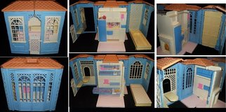 Barbie Family Cottage from 1989 in Glendale Heights, Illinois
