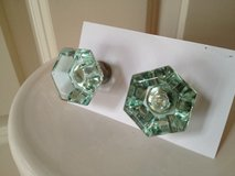 (2) Pale Green Knobs in Plainfield, Illinois