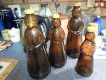 1970's Mrs. Butterworth syrup bottles in Kingwood, Texas