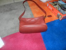 Red Coach purse in Oswego, Illinois
