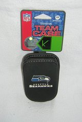 ***** SEATTLE SEAHAWKS UNIVERSAL NFL SMALL TEAM CASE *****(NEW) in Fort Lewis, Washington