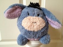 "Disney 8"" EEYORE Plush & Round in Naperville, Illinois"
