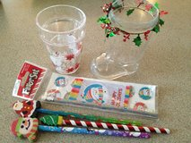 Christmas Glass Holiday 6 pc. Lot in Lockport, Illinois