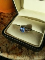 Kay Jewelers 10K Size 6 Created Blue Sapphire Ring in Morris, Illinois