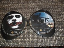 Blu ray 2 Disk Collector Edition & Case The Dark Knight in Houston, Texas