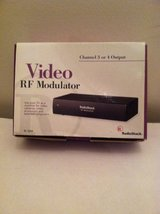 Video RF Modulator in Naperville, Illinois