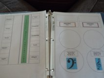 Homeschool (4th-12th) Classical Composers & Instruments Lapbook! in Camp Lejeune, North Carolina