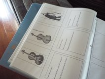Classical Composers & Instruments Lapbook!  (Homeschool) in Camp Lejeune, North Carolina