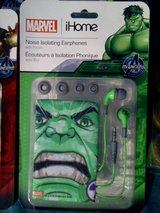 hulk ihome ear buds in Fort Irwin, California