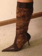 """*** Reduced: Gorgeous """"One of Kind"""" Brand New Boots, Handmade... in Naperville, Illinois"""