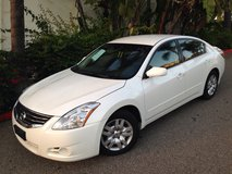 2012 Nissan Altima 2.5S in Yucca Valley, California