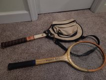 4 Tennis Rackets (4 Wilson) & 11 Containers of Tennis Balls in Beaufort, South Carolina