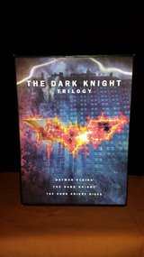The Dark Knight Trilogy (Batman Begins / The Dark Knight / The Dark Knight Rises) in Fort Campbell, Kentucky